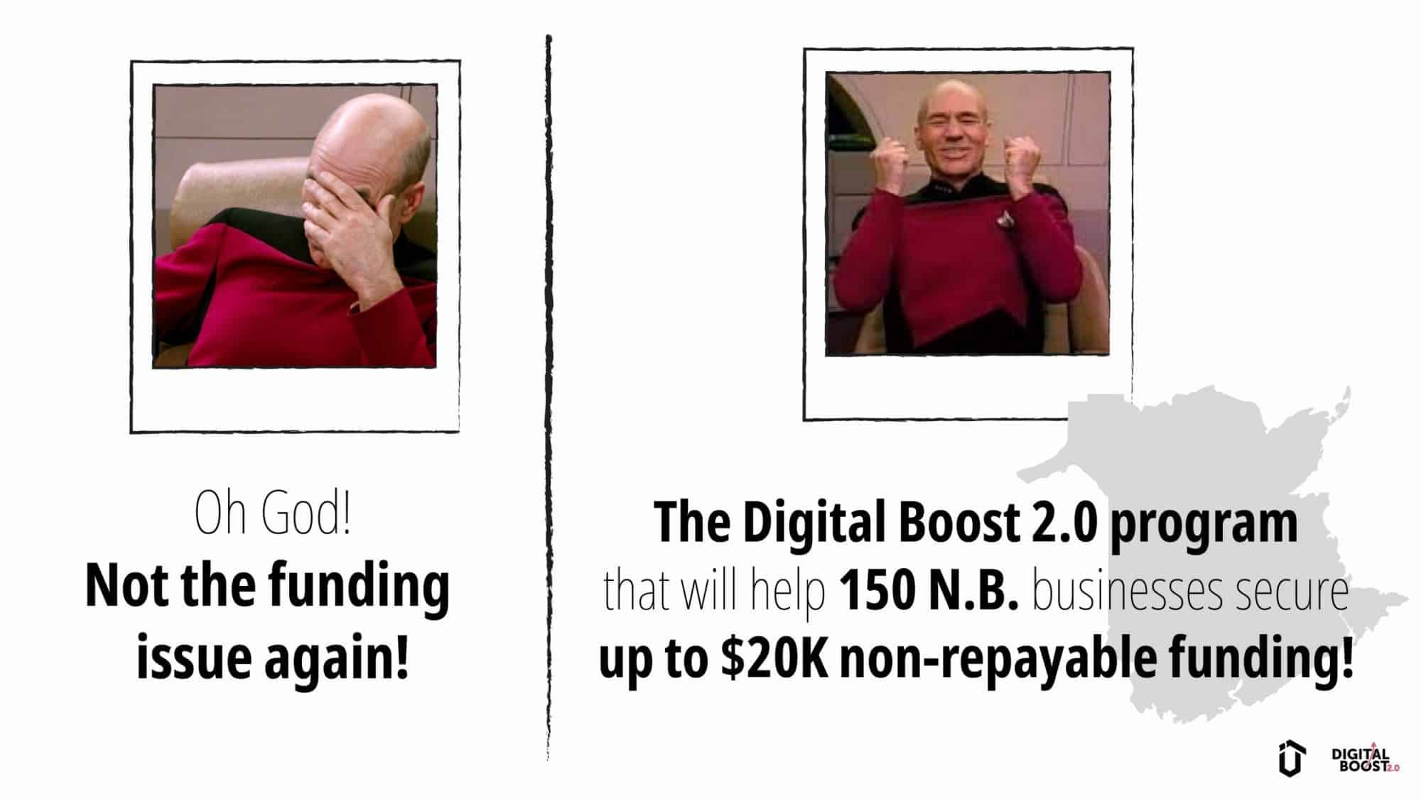Start your Digital Boost today